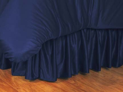 Auburn Tigers Coordinating Full Bedskirt for the Locker Room or Sidelines Collection by Kentex