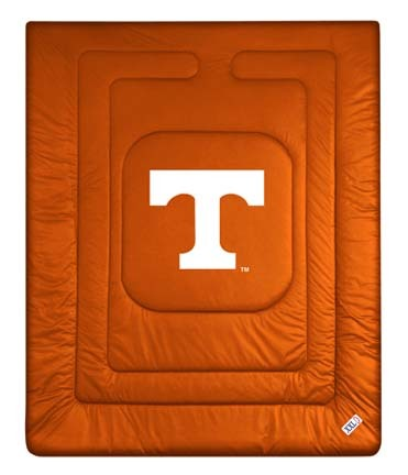 """Tennessee Volunteers Jersey Mesh Full/Queen Comforter from """"The Locker Room Collection"""" by Kentex"""