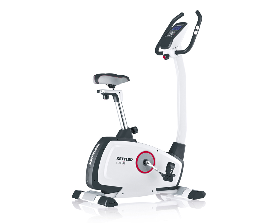 Giro P Upright Exercise Stationary Bike by Kettler