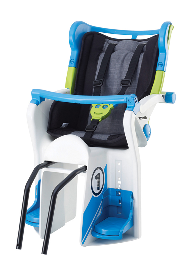 Flipper Child Carrier / Bicycle Seat by Kettler