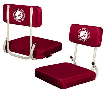 Alabama Crimson Tide Hard Back Stadium Seat