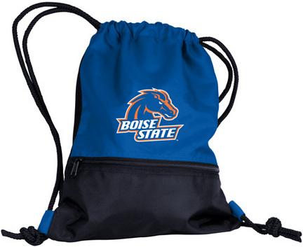 Boise State Broncos 19.5″ Drawstring Pack / Bag