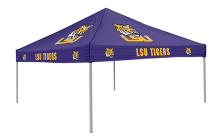 Louisiana State (LSU) Tigers Colored Tent