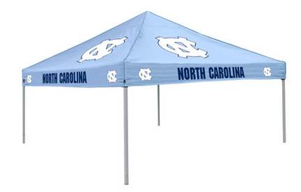 North Carolina Tar Heels 9' x 9' Tent