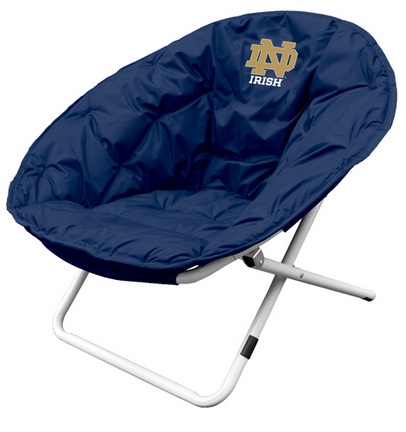 Notre Dame Fighting Irish Sphere Chair LCC-190-15