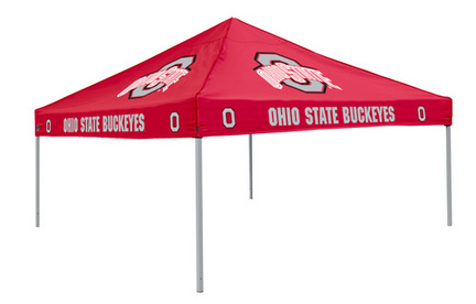 Ohio State Buckeyes Colored Tent
