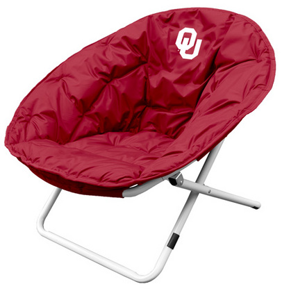 Oklahoma Sooners Sphere Chair