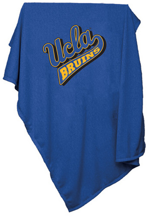 "UCLA Bruins 84"" x 54"" Sweatshirt Blanket / Throw"