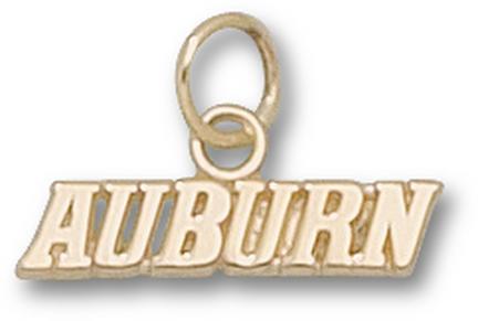 """""""Auburn Tigers """"""""Auburn"""""""" Lapel Pin -14KT Gold Jewelry"""""""