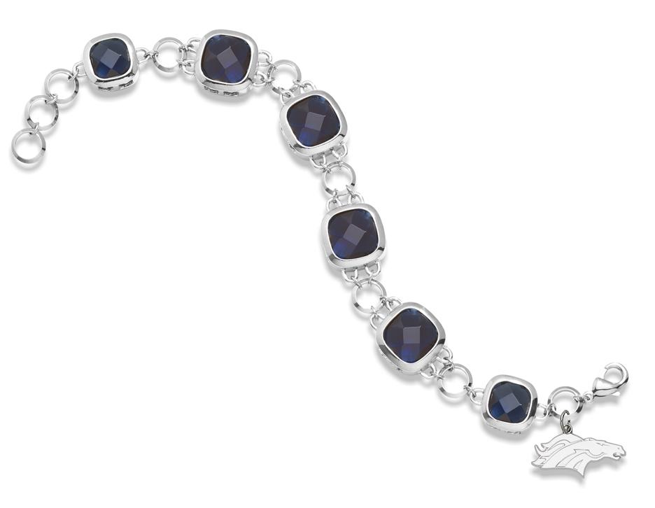denver broncos legend bracelet
