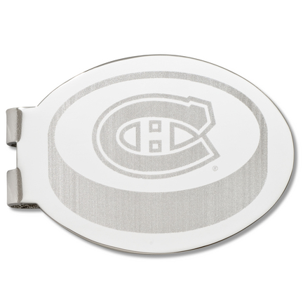 Montreal Canadiens Engraved Money Clip LGA-CAN095-MC