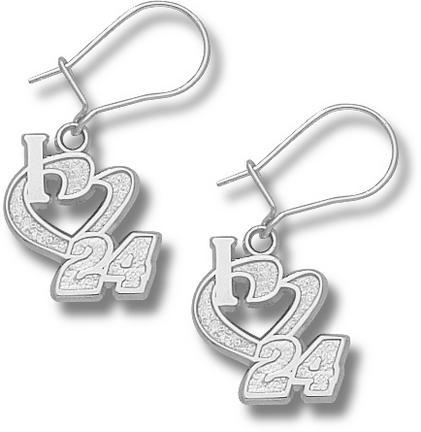 Sterling   Jewelry   Earring   Silver   Heart