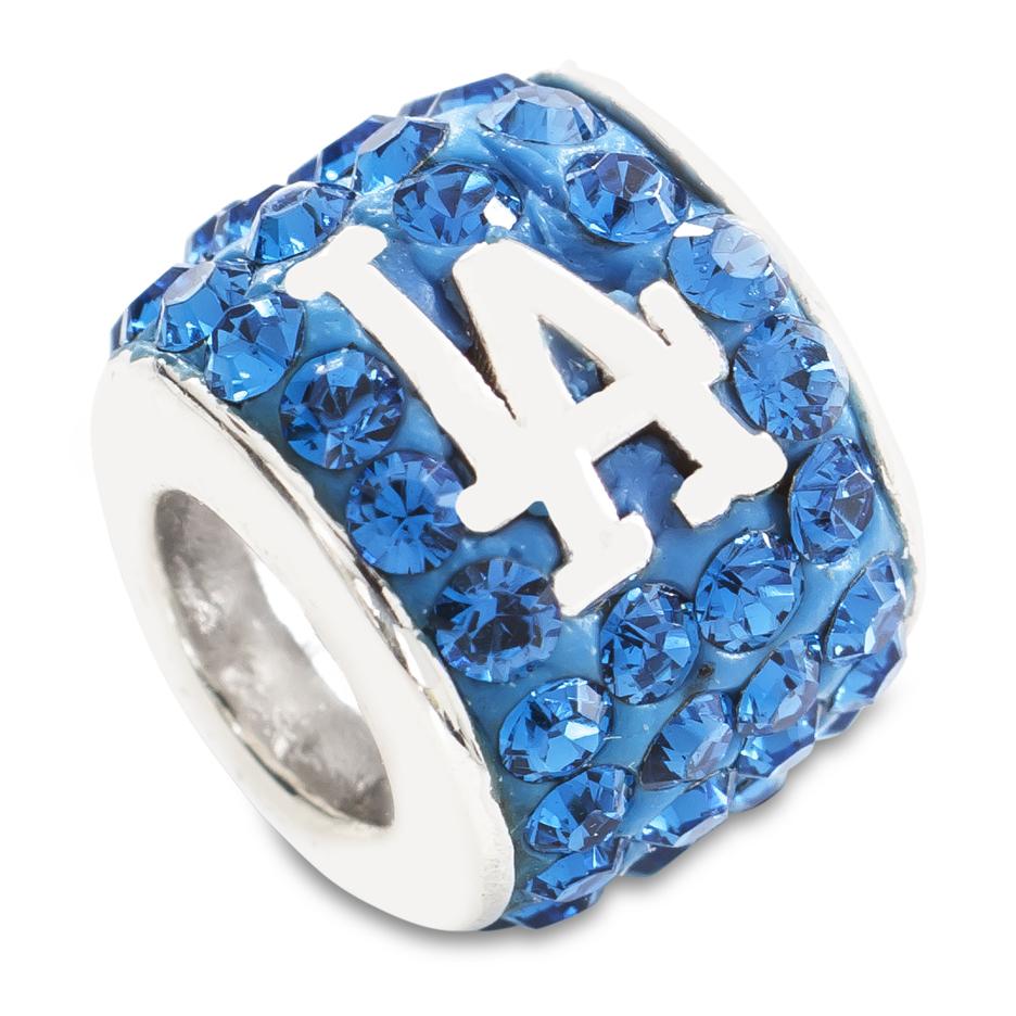 Los Angeles Dodgers Premier Bead Charm