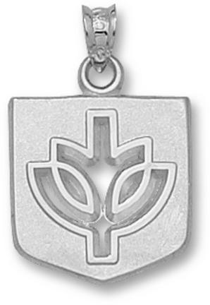 DePaul Blue Demons Learning Tree Logo Pendant – Sterling Silver Jewelry