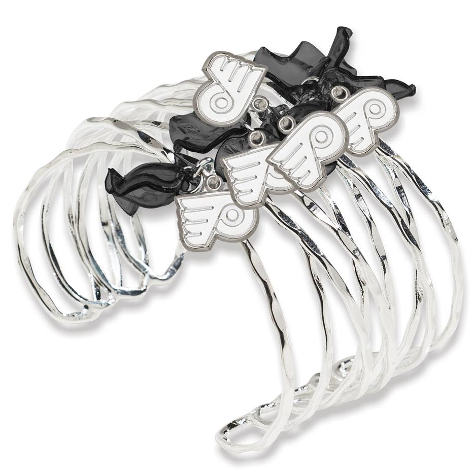 Philadelphia Flyers Celebration Cuff Bracelet