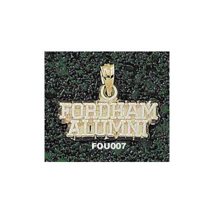 """Fordham Rams """"Fordham Alumni"""" Lapel Pin - 10KT Gold Jewelry"""