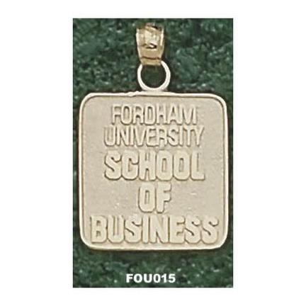 Fordham Rams School of Business Lapel Pin - Sterling Silver Jewelry