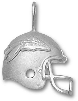 Florida State Seminoles New Helmet Pendant Sterling Silver Jewelry