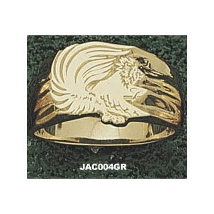 Jacksonville State Gamecocks Mens Ring Size 10 12  14KT Gold Jewelry