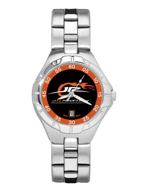 Dale Earnhardt Jr. 'Jr. Nation' Women's Pro II Watch with Stainless Steel Bracelet