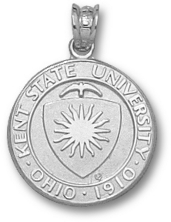Sterling | Jewelry | Pendant | Golden | Silver | State