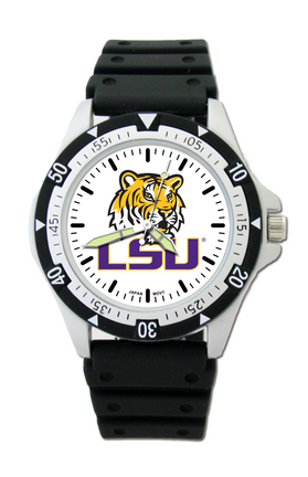 Louisiana State (LSU) TIgers NCAA Men's Option Watch