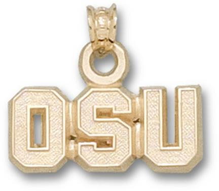 """Oregon State Beavers """"OSU"""" Lapel Pin - Sterling Silver Jewelry"""
