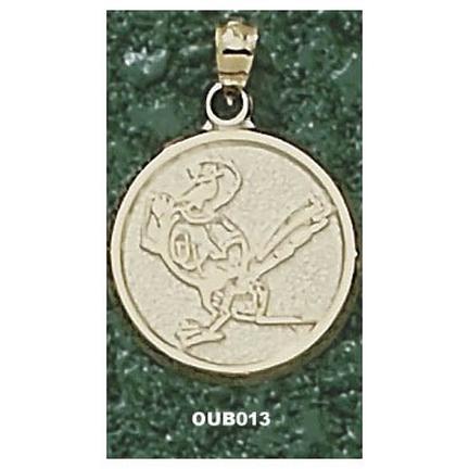 """Oglethorpe Stormy Petrels """"U Petrels"""" Lapel Pin - 10KT Gold Jewelry"""