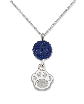 Penn State Nittany Lions Ovation Crystal Necklace