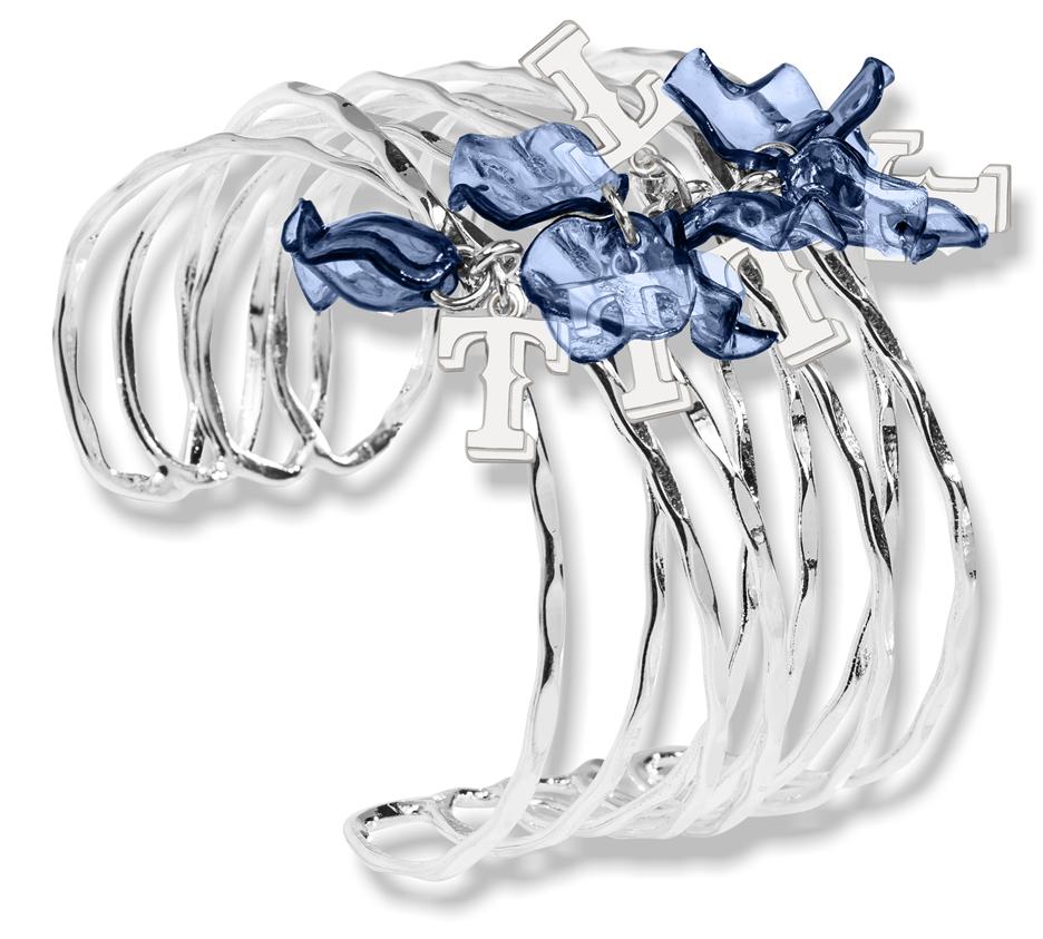 Texas Rangers Celebration Cuff Bracelet