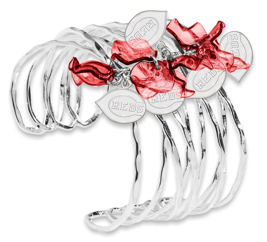 Cincinnati Reds Celebration Cuff Bracelet