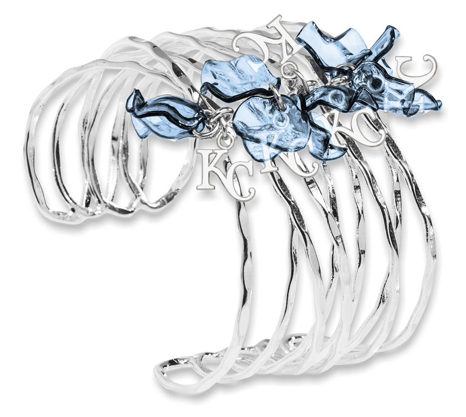 Kansas City Royals Celebration Cuff Bracelet
