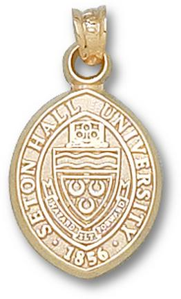 "Seton Hall Pirates ""Seal"" Lapel Pin - Sterling Silver Jewelry"