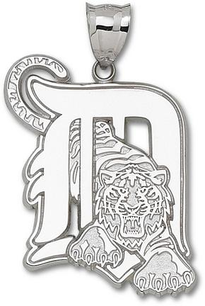 Detroit Tigers Giant 1 3/8