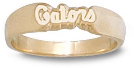 Florida Gators Gators Ladies Ring Size 7 14  14KT Gold Jewelry