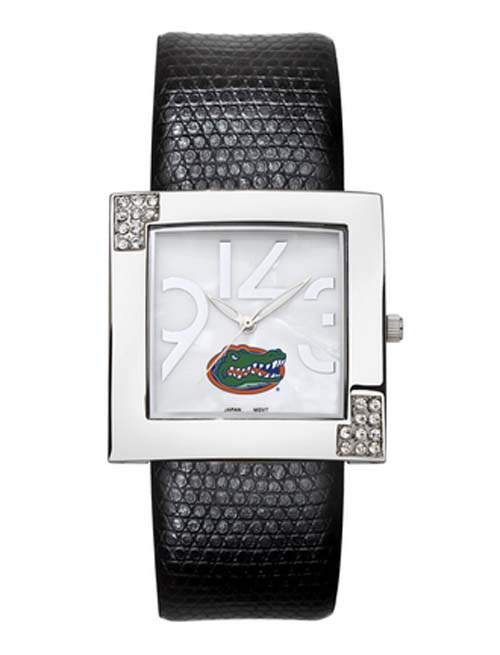 Click here for Florida Gators Women's Glamour Watch with Leathe... prices