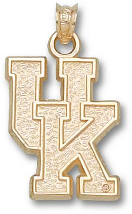 "Kentucky Wildcats ""UK"" Lapel Pin - 14KT Gold Jewelry"