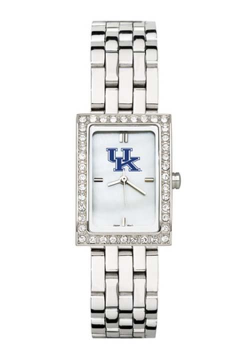 Kentucky Wildcats Women's Allure Watch with Stainless Steel Bracelet