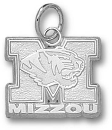 Missouri | Sterling | Jewelry | Silver | Charm | Tiger | New
