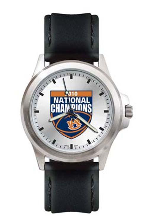 Auburn Tigers 2010 Bowl Championship Series NCAA Men's Fantom Watch LGA-UNV937A