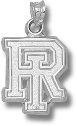 Rhode Island Anchormen RI Pendant - Sterling Silver Jewelry