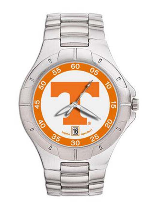 Tennessee Volunteers NCAA Men's Pro II Watch with Stainless Steel Bracelet