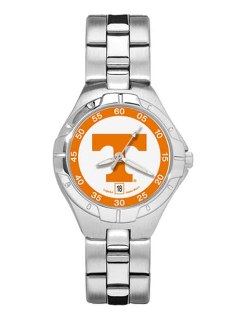 Tennessee Volunteers Woman's Pro II Watch with Stainless Steel Bracelet