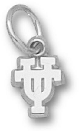 Texas Longhorns Ut 1/4 Charm Sterling Silver Jewelry