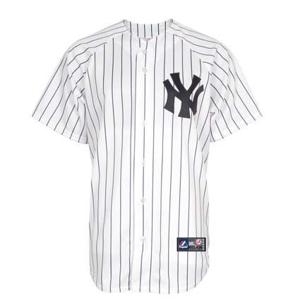 New York Yankees Youth Replica Home Majestic MLB Baseball Jersey (White Navy ) 96df5ffd8