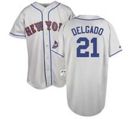 carlos delgado mets. Carlos Delgado New York Mets