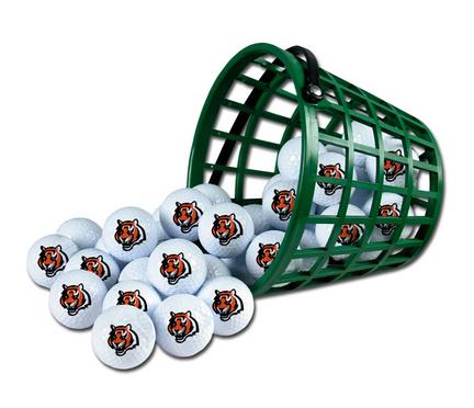 Cincinnati Bengals Golf Ball Bucket (36 Balls)