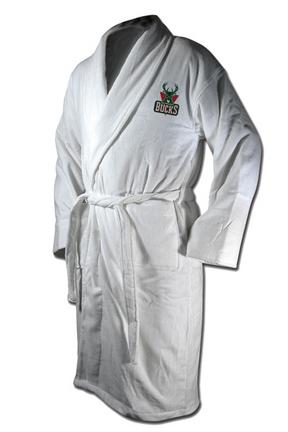"""Milwaukee Bucks 48"""" Premium Robe"""