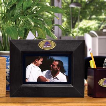 Boise State Broncos 5″ x 7″ Horizontal Black Picture Frame