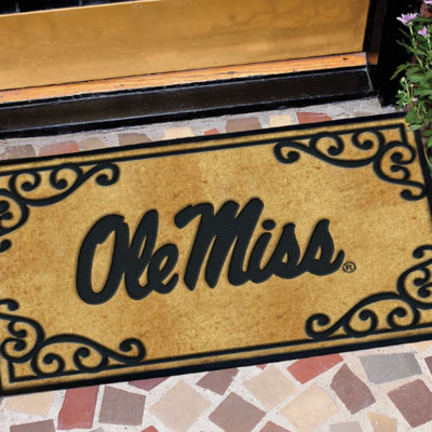 Mississippi (Ole Miss) Rebels Door Mat coupon codes 2016